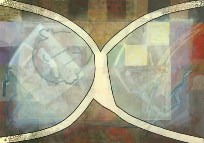Sunglasses, 124.5 x 178 cm, Seglinge, 2012kopie